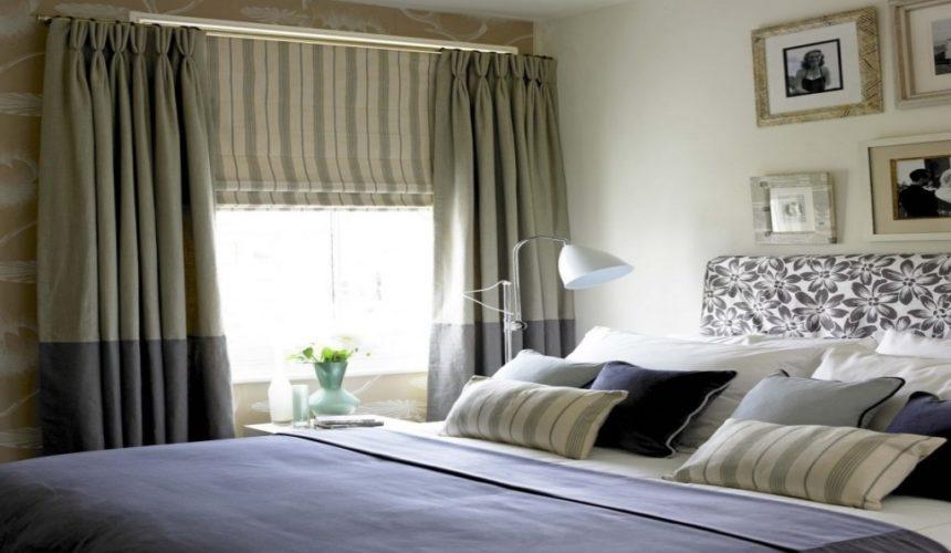 Dekorasi gorden kamar tidur