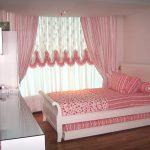 Ide design dekorasi gorden untuk kamar anak