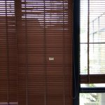 Pemasangan Wood blind Di Senopati